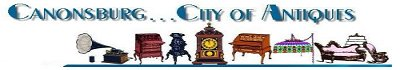 Canonsburg:  City of Antiques