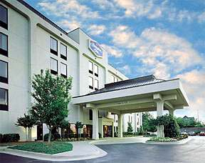 Hampton Inn - Click for Website Info